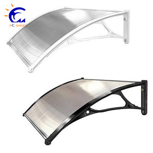 Motorized Full Cassette Waterproof UV-Resistant Outdoor Sun Shelter Alu Patio Balcony Window Door Cheap Retractable Awnings