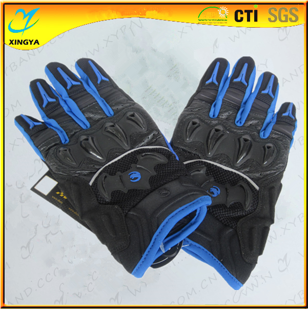 Popular Motorbike Racing Gloves Full Finger Outdoor Sport Gloves