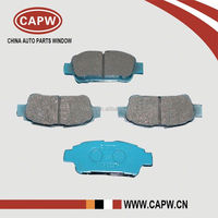 Rear Brake Pads for Toyota PREVIA ACR30 04466-28030 Car Auto Parts
