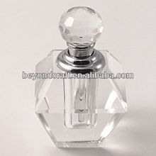 popular crystal oil perfume bottle,crystal gifts