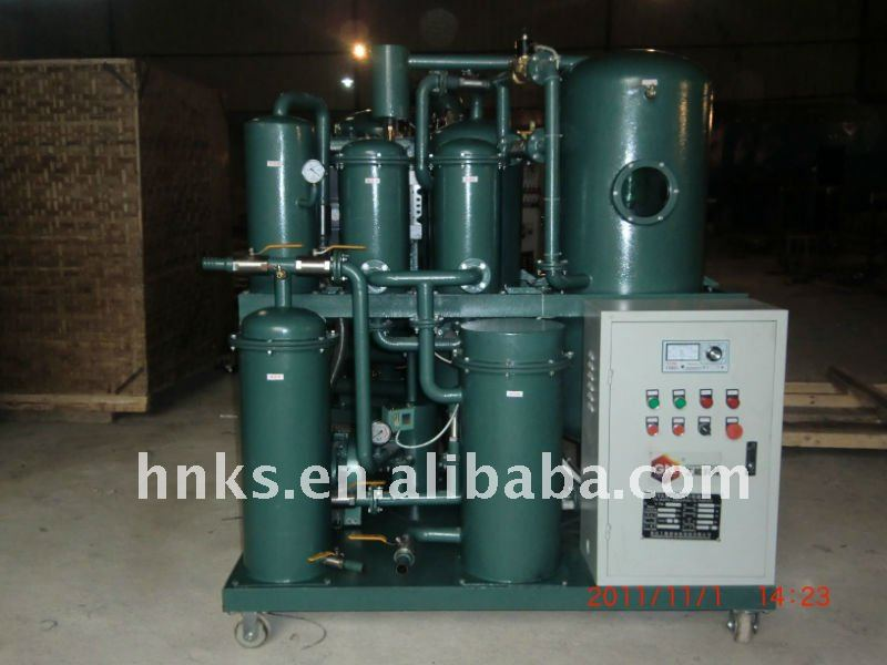 lubricating oil recycling machine