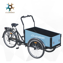 6 speeds three wheel tricycle with carriage for sale