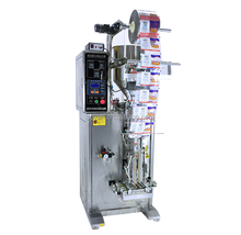 High speed Ketchup pouch honey sachet weight filling packing machine for sale