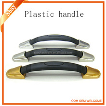Plastic bag carrying handle/Molded plastic handle/Plastic handle for bags