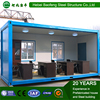 Low MOQ Stability 20Ft Container Office