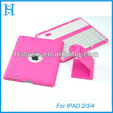 For ipad Cover Stand Case 2013 Accessories Bluetooth Keyboard