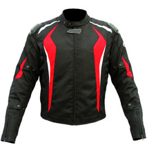 Cordura Motorcycle New Jacket, 600D Cordura New Flash Gear Textile Men Motorbike Windproof Jacket