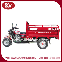 High quality cheap 3 wheel air-coole/water-cooled tricycle price adult for sale
