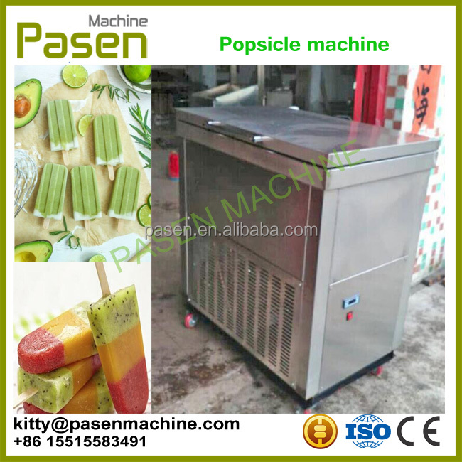 Small shop use Ice pop making machine / Popsicle machine / Popsicle stick maker