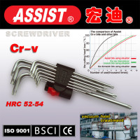 ASSIST wrench set pcs screwdriver bits of china tools