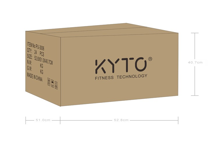 KYTO original new digital push up bars with infrared count function