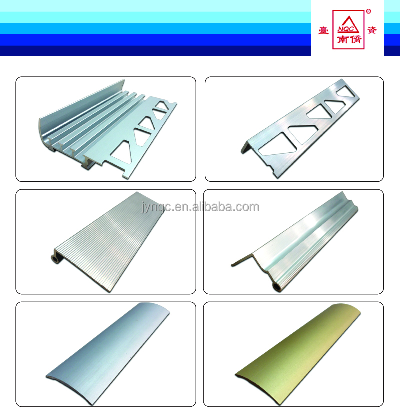 Aluminium Floor Profile