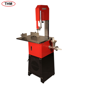 Used Electric Meat Saw Meat And Bone Cutting Machine