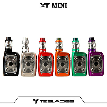 2018  Box Mod  XT MINI   Producted By Teslacigs