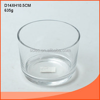 cylinder and 635G Elegant smooth glass vase wholesale