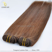 Wholesale Price Top Quality Directly Factory 100% Remy Hair hair weave with colored tips