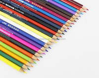 low price sharpened kids drawing colored pencil