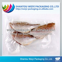 New style plastic hot sale vacuum meat packaging bag