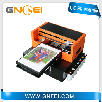 2017 hot sale all dtg printer