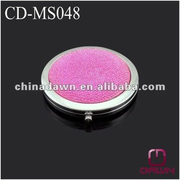 Pink Color Wedding Mirror for Invitation CD-MS048