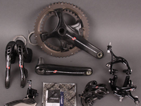 2015 Campagnolo Super Record 11 Speed Group Groupset 6 Pieces