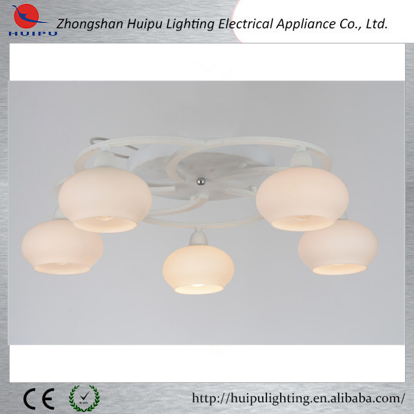 China factory metal ball ceiling lights