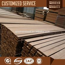 Carbonized Wood Panel for Home Wall Board Interior Decoration