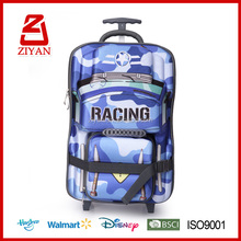 Manufacturer china leisure luggage parts kids travel trolley bag
