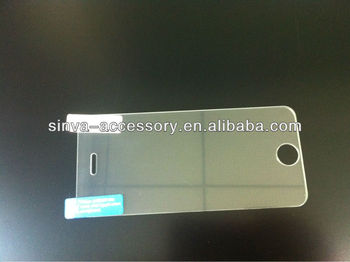 for Iphone 5 Screen Protector tempered glass screen protector for Iphone 5