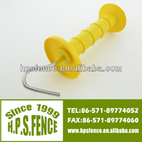 Plastic Gate Handle For Perimeter Security