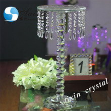 Wholesale bling wedding flower stand centerpieces ZT-263