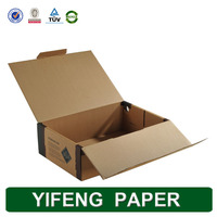 durable shipping carton wine packaging
