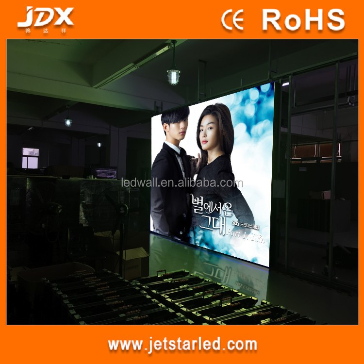 High definition prefessional manufacturer P4 indoor led display for stage performance