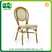 Professional custom Cozy Non-wood Aluminum malaysia outdoor dining chairs