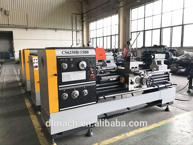 CS6250B CS6250C Bochi Horizontal Universal Manual Lathe Machine Price