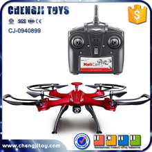 2.4g 6-axis gyro rc quadcopter fpv racing drone with light