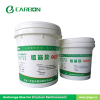 CBRR-A/B anchorage glue ,epoxy adhesive for planting steel bar,construction of anchorage