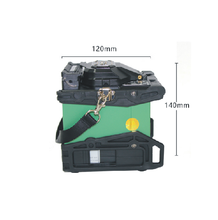 Small Size Fiber Optic Fusion Splicer Machine X20 with 10 Kinds of Langues /send power meter+ VFL as gifts