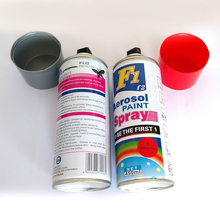 High Quality Control good adhesion aerosol spray paint for plastic 450ml
