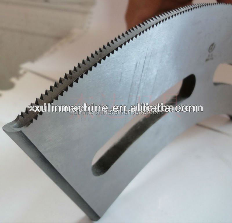 carton machine slotter blade slotting knives/Slitting blade Circular blade