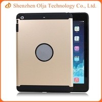 New style best quality cover for iPad case PC and TPU