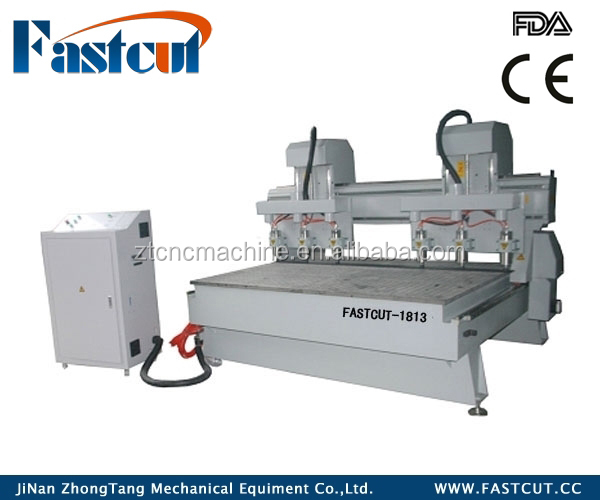 high precision accuracy sandstones corian ABS 3.5 KW Air cooling spindle 6 axis cnc machine