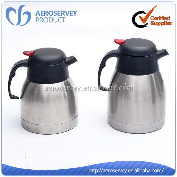 Popular design best price shell is not hot arabic coffee pot dallah