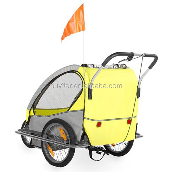 New Baby Walker jogger stroller trailer assessed product by Alibaba&TUV with EN15918:2011&EN1888 CE ISO9000