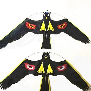 high quality scare bird kite scaring bird hawk kite flying bird kite for agricultural using