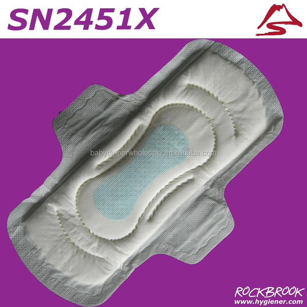 High Quality Competitive Price Disposable Thong Sanitary Pad Manufacturer from China