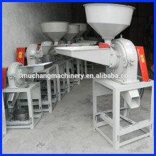 small farm use grain wheat rice sheller machine