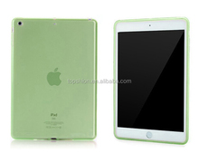 Wholesale price for iPad air ultra slim tpu cover back case with transparent clear