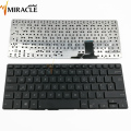 Laptop Internal Keyboard For Asus PU401 UK/English Version Keyboard Black