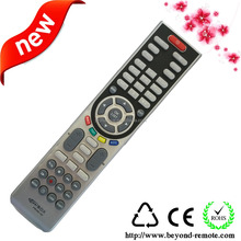 abs material electron tv remote control code
